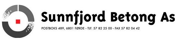 Sunnfjord Betong AS